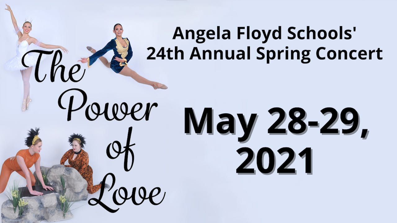 The Power of Love, May 28-29, 2021