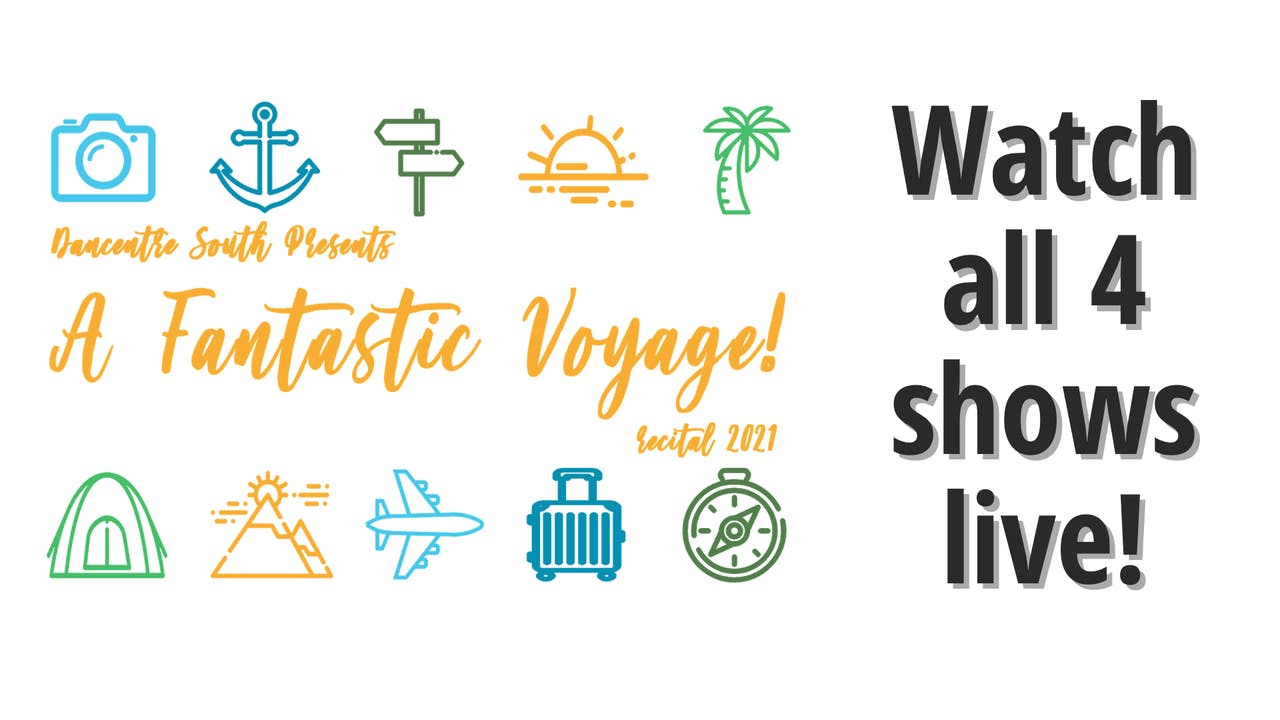 A Fantastic Voyage: Watch all 4 shows LIVE!