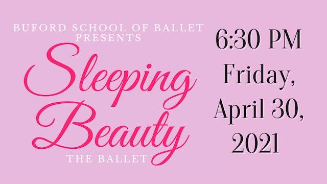 Sleeping Beauty 4/30/2021 6:30 PM DVD image file