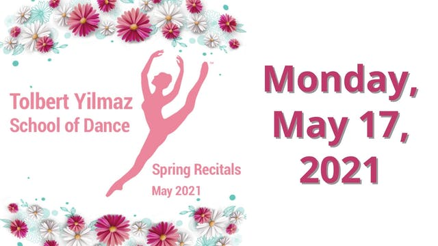 Let's Put On a Show! 5/17/2021 (Monday)