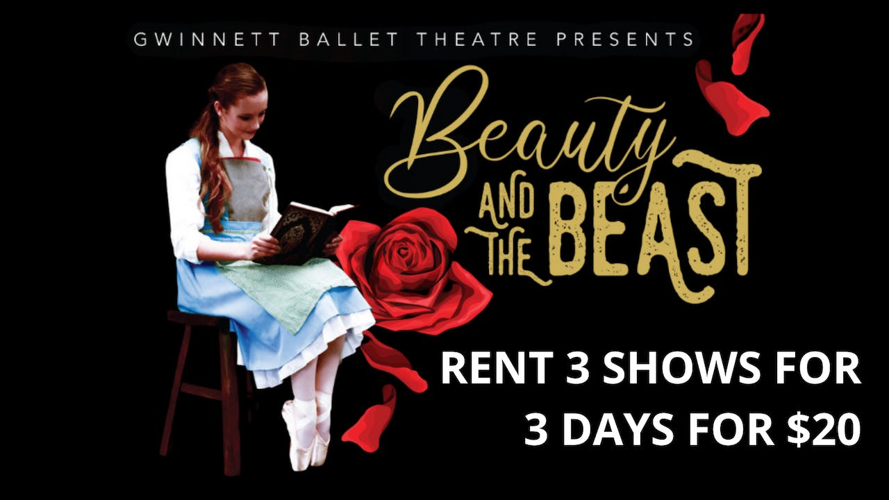 Rent Beauty and the Beast: all three shows!