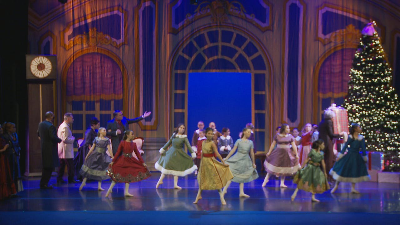 ADT: The Nutcracker 12/11/2020 7:30 PM (Cast A)