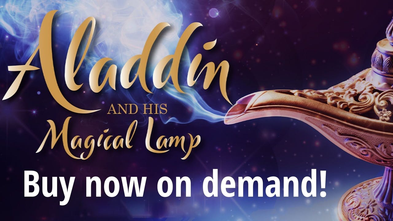 Own Aladdin and his Magical Lamp