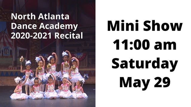 NADA Mini Show (with Dress Rehearsal)