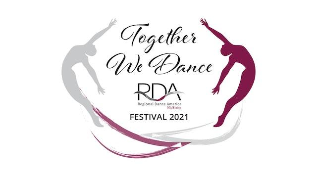 2021 RDA MidStates Festival Program
