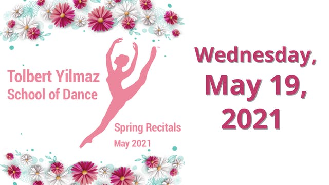 Let's Put On a Show! 5/19/2021 (Wednesday)