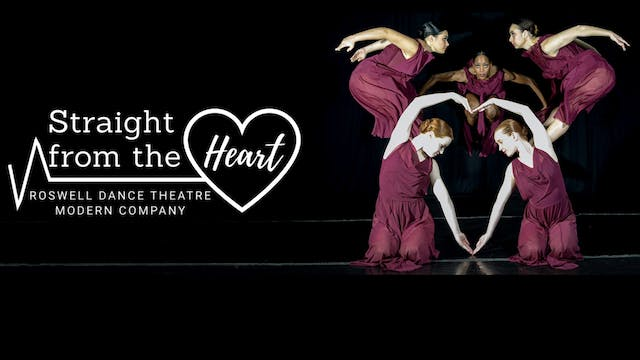 Straight from the Heart: Sunday 4/18/2021 5:00 PM