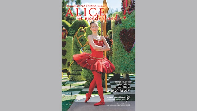 Program for Alice in Wonderland (Red Queen cover)