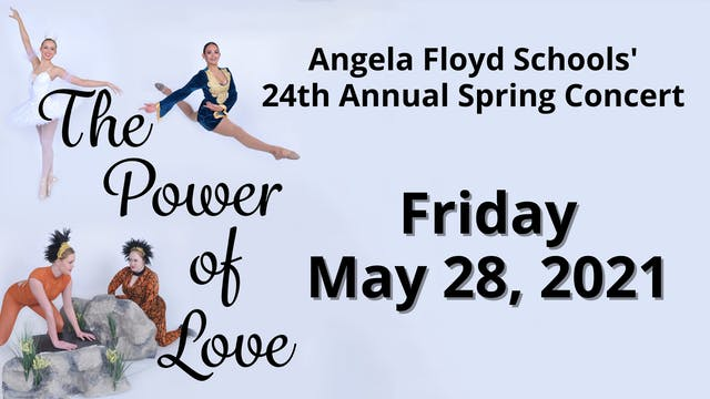 The Power of Love Friday 5/28/2021 5:00 PM