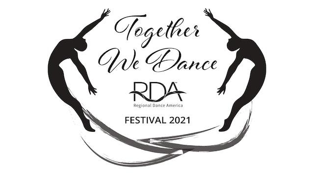 2021 RDA Festival Program Sponsors