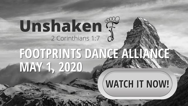 Footprints Dance Alliance: Own Unshaken