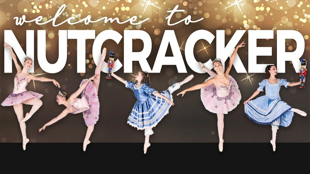 RDT: The Nutcracker LIVE! 12/5/2020 5:00 pm
