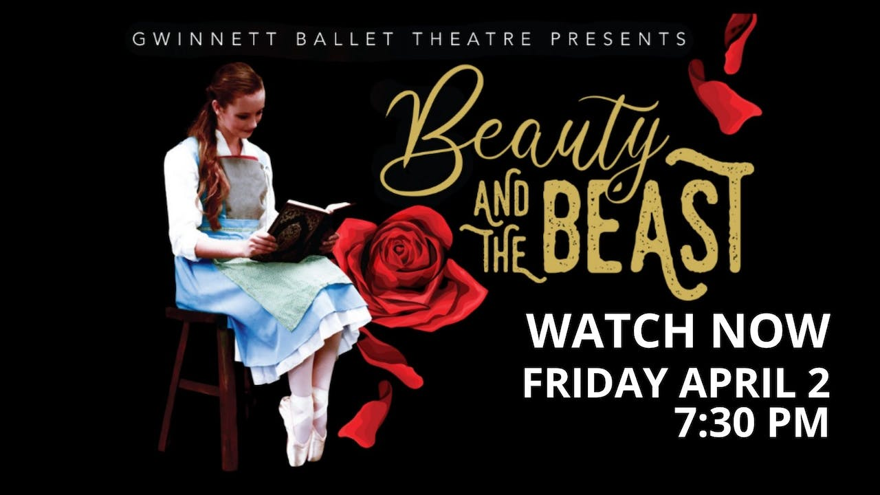 Beauty and the Beast LIVE! 4/02/2021 7:30 PM