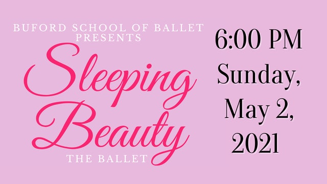 Sleeping Beauty 5/2/2021 6:00 PM DVD image file