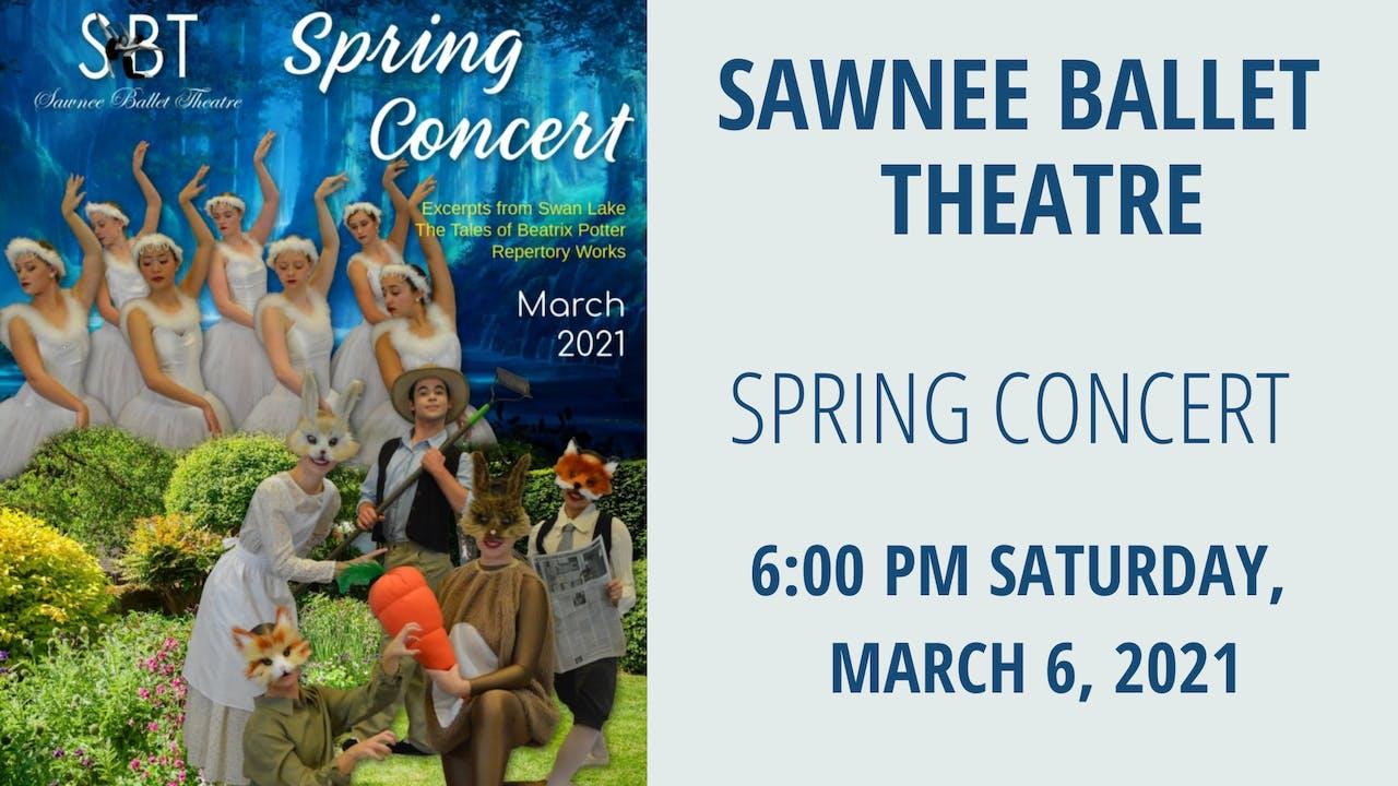 Spring Concert 3/6/2021 6:00 PM