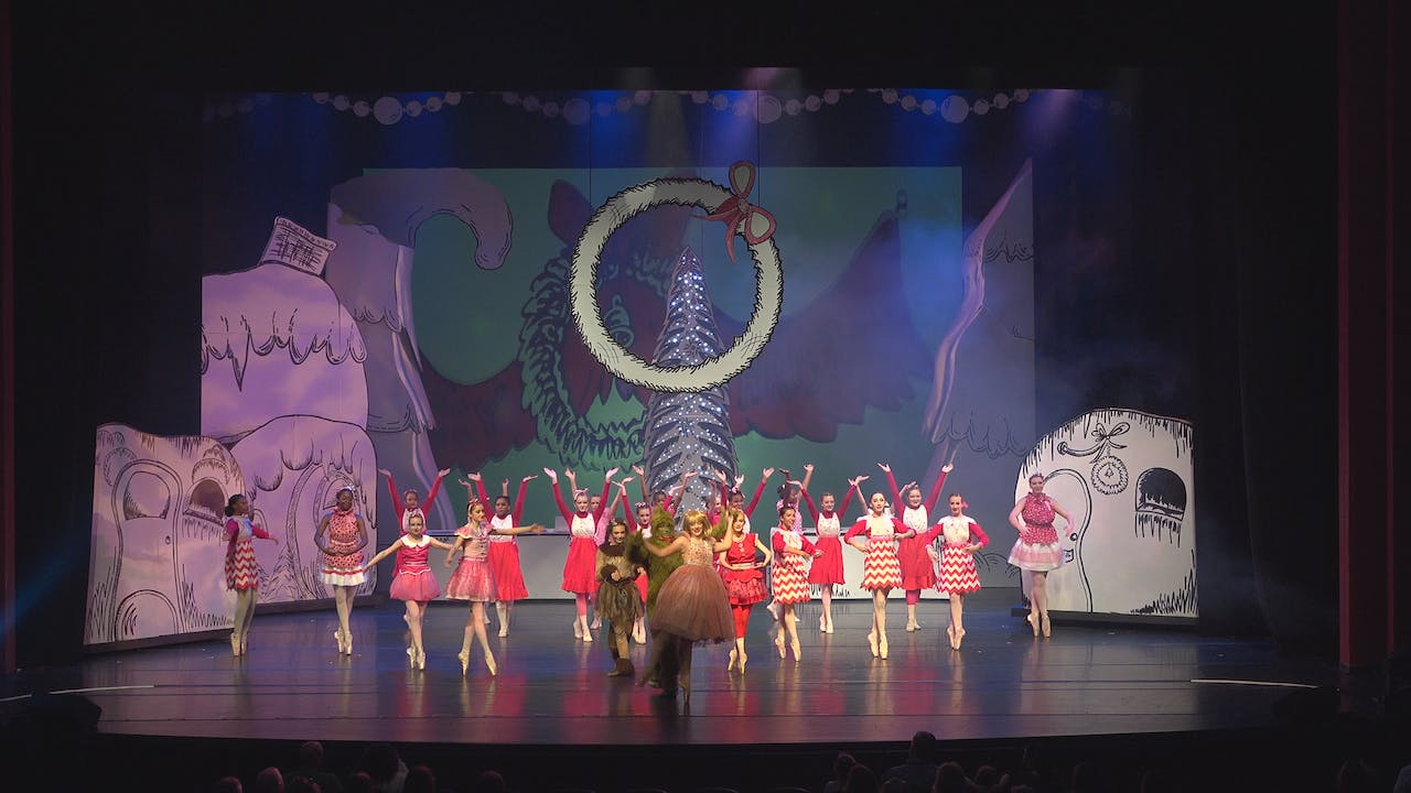 Southern Ballet Theatre: Rent A Grinchy Christmas!