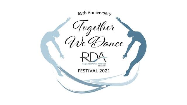 2021 RDA Southeast Festival Program