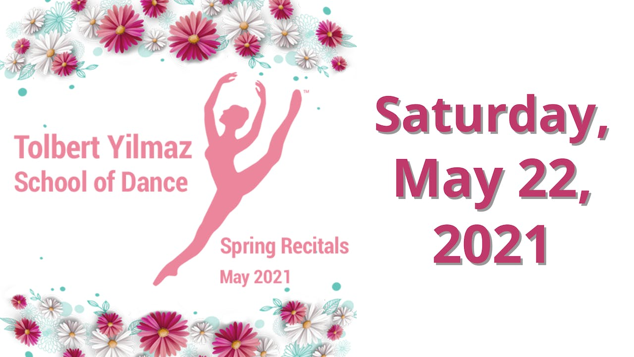 Let's Put On a Show! 5/22/2021 (Saturday)
