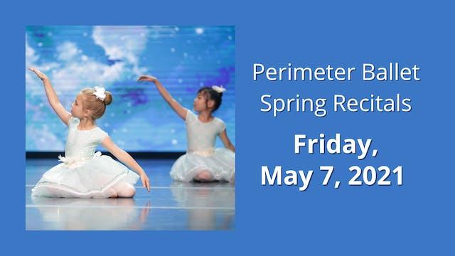 Perimeter Ballet Spring Recitals: Fri...