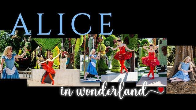 Rent Alice in Wonderland: March 20-21, 2021