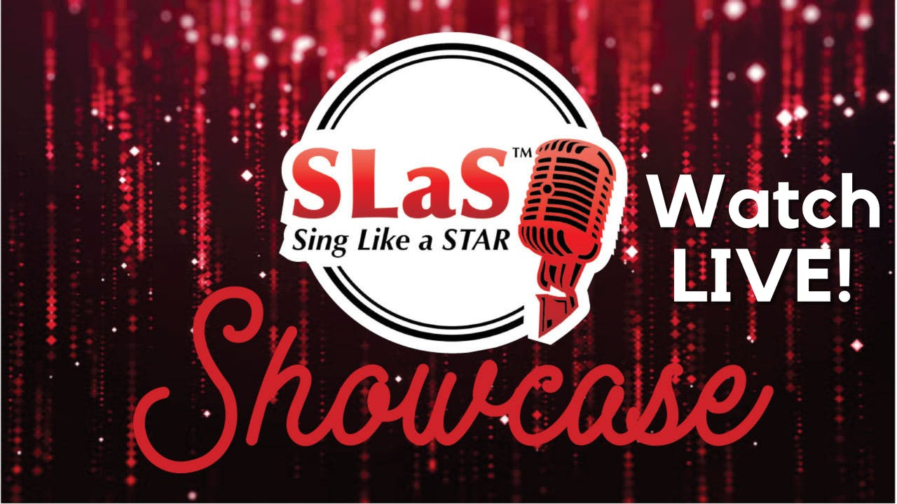 Sing Like A Star Showcase!