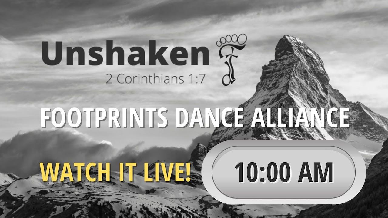 Unshaken LIVE! 05/01/2021 10:00 AM