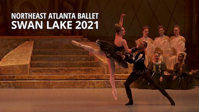 Swan Lake LIVE! 03/12/2021 7:30 PM