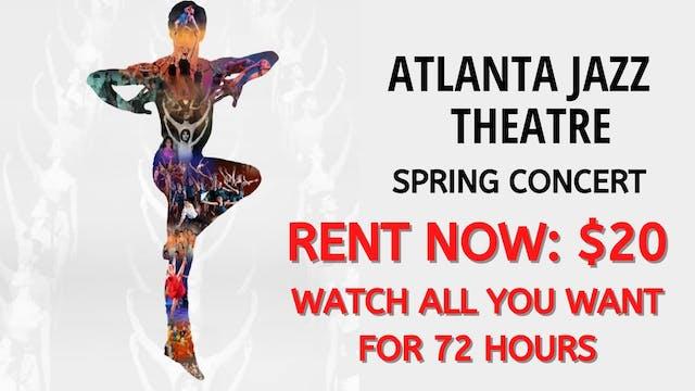 Atlanta Jazz Theatre: Rent Spring Concert 2021!