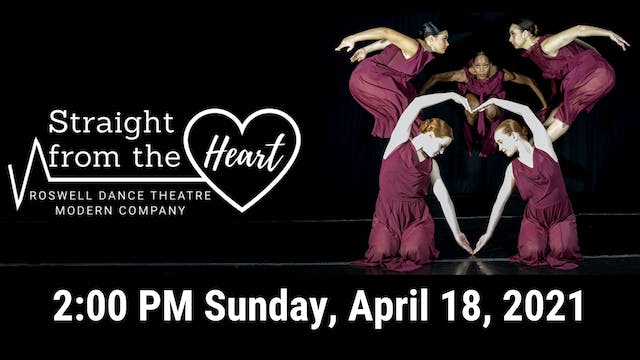 Straight from the Heart 4/18/2021 2:00 PM