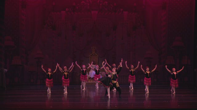 Gwinnett Ballet Theatre: The Nutcracker Fri 12/18/2020 7:30 PM
