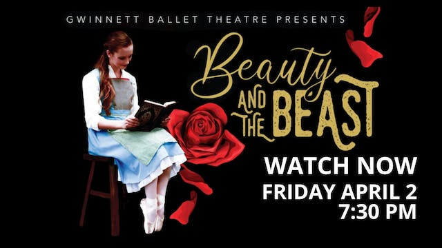 Beauty and the Beast Friday 4/2/2021 7:30 PM
