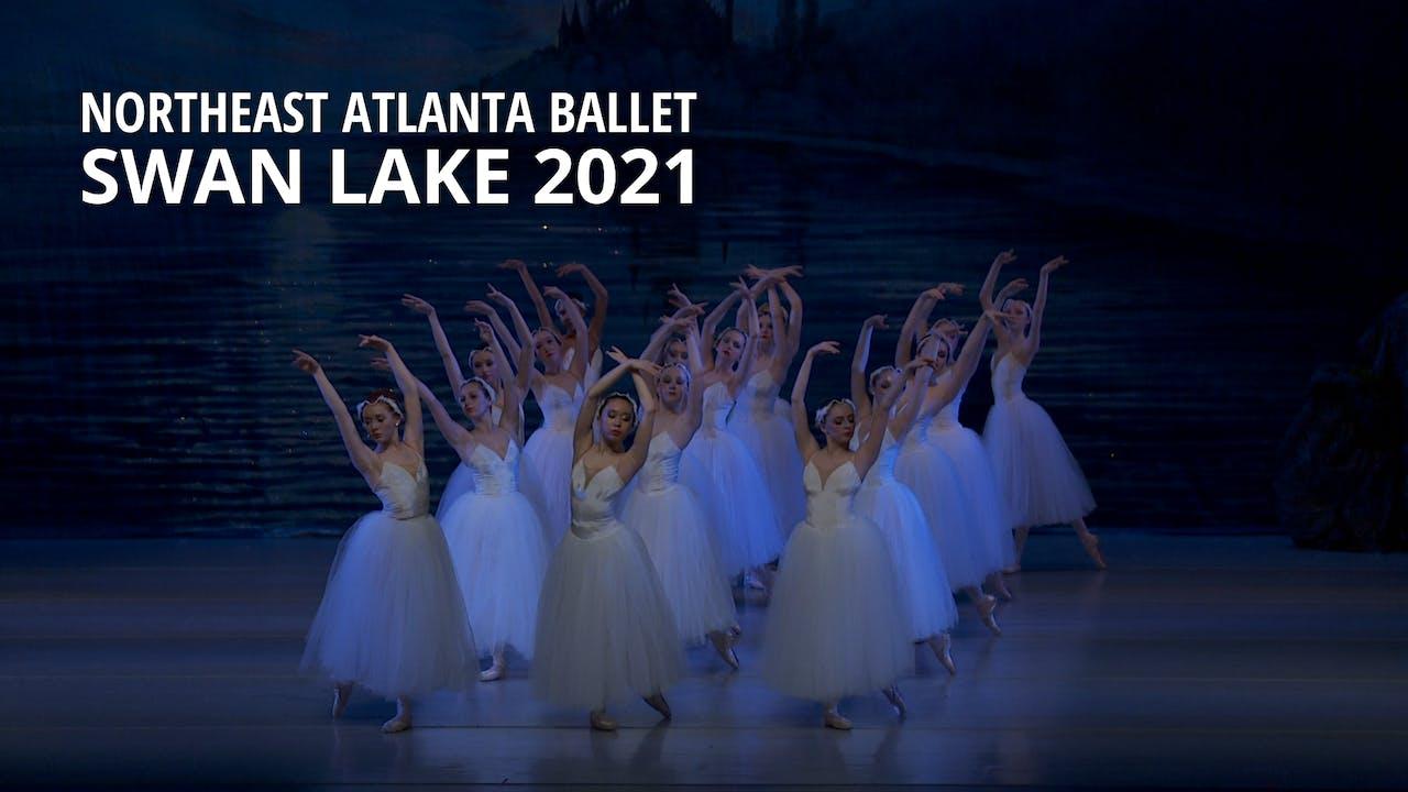 Swan Lake LIVE! 03/13/2021 10:00 AM