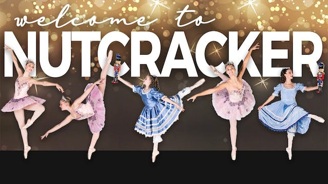 Roswell Dance Theatre: The Nutcracker 11/29/2020 2pm (Cast 1)