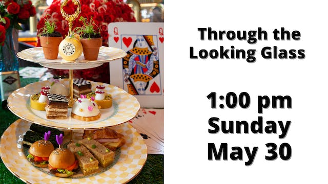 Through the Looking Glass: Sunday 5/3...