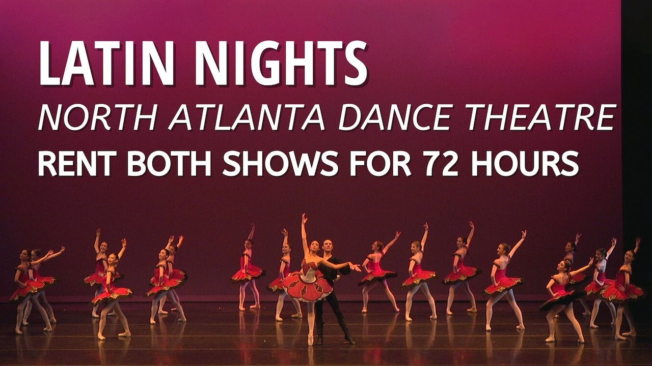 Rent Latin Nights - both shows!