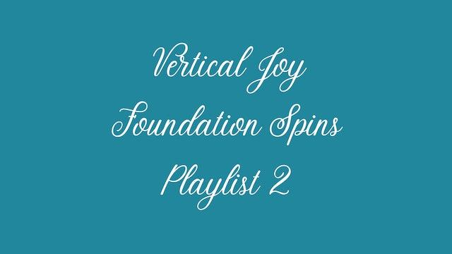 Vertical Joy | Pole Foundations | Playlist 2