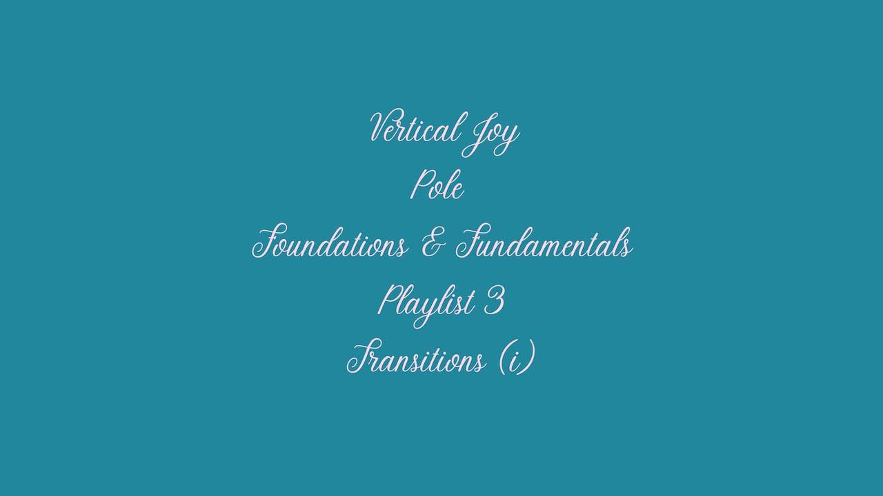 Vertical Joy | Pole Foundations | Playlist 3