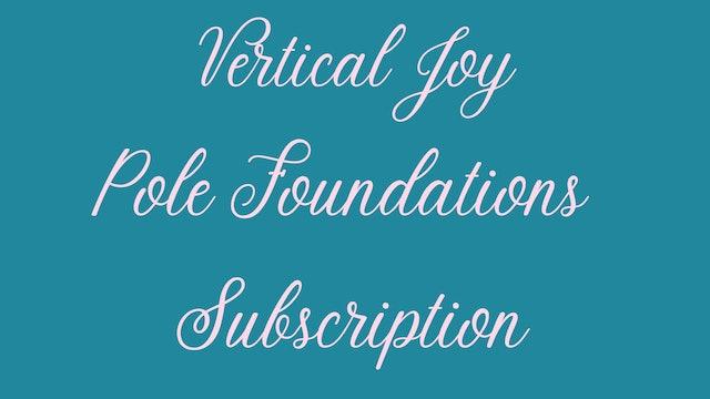 Vertical Joy | Pole Foundations