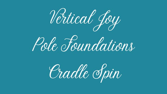 Cradle Spin