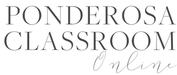 Ponderosa Classroom Online