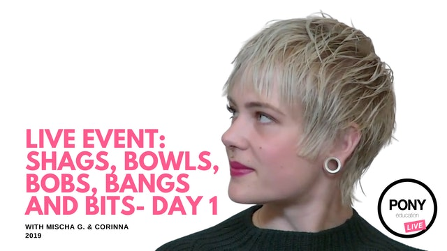 LIVE FOOTAGE: SHAGS & BOWLS & BOBS & BANGS & BITS Live Stream Day 1