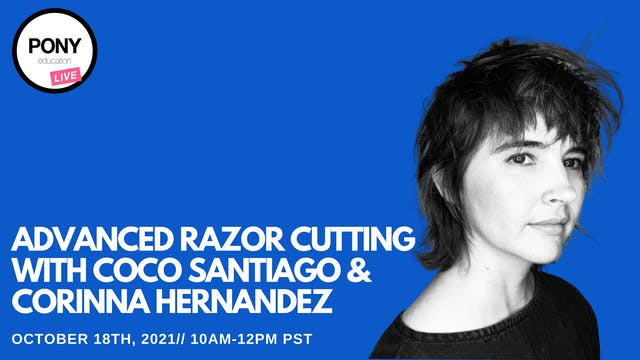 Advanced Razor Cutting Day 2 with Coc...