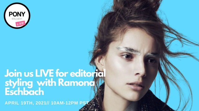 Editorial Styling with Ramona Eschbach