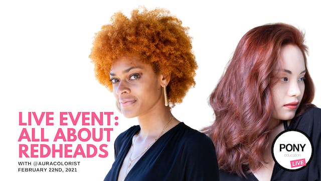 LIVE FOOTAGE: All About Redheads w/ C...