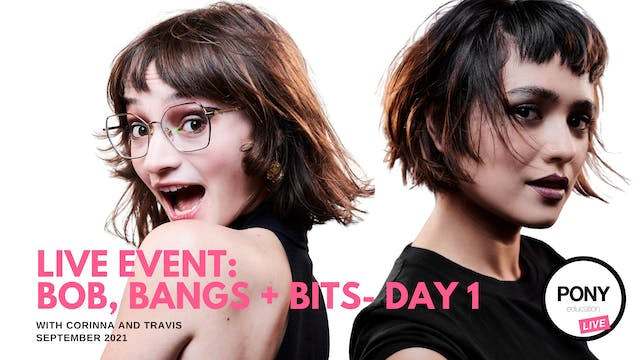 LIVE FOOTAGE: Bobs, Bangs + Bits Day ...