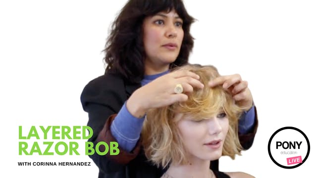 Layered Razor Bob Full-Length Tutoria...