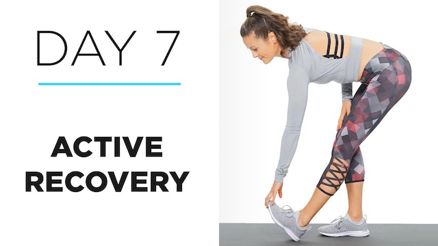 Day 7: How to Do Active Recovery: Str...