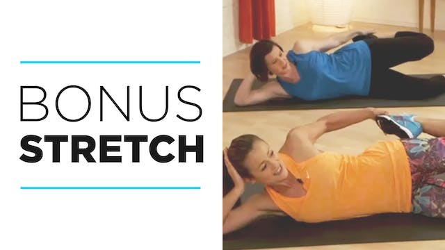 BONUS: How to Do Active Recovery: Stretching
