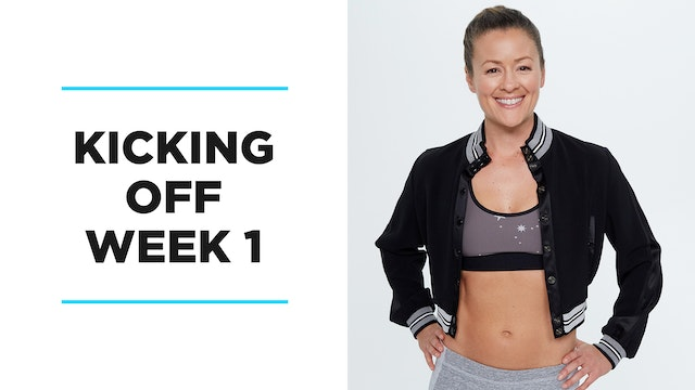 Day 1: Welcome to 30 Days to a Flat Belly!