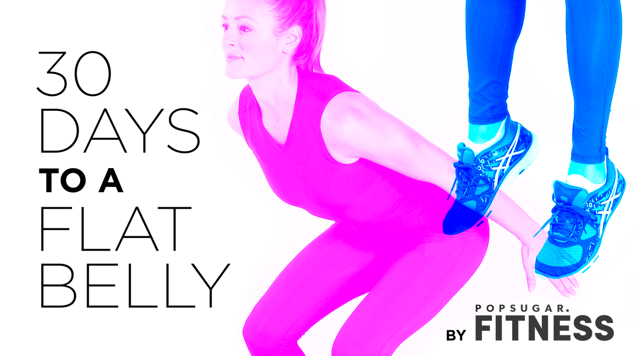 30 Days to a Flat Belly